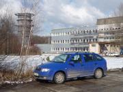 Rekonstrukce administrativní budovy v Běchovicích